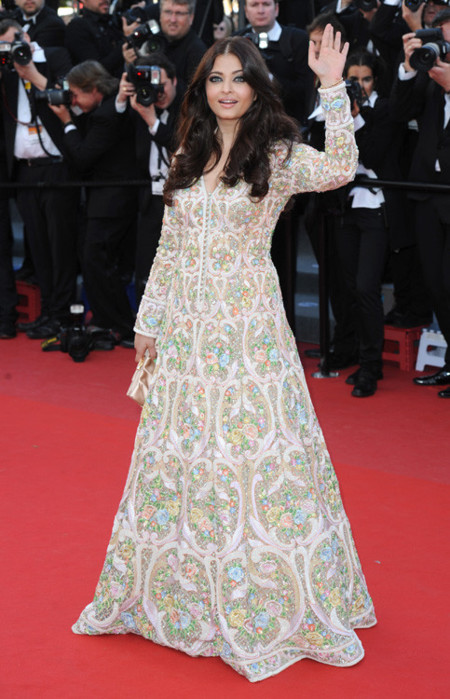 Aishwarya Rai Festival Cannes 2013