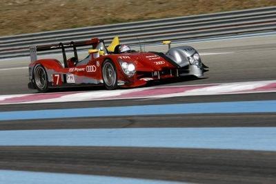El Audi R15+ se estrena con victoria en las Le Mans Series