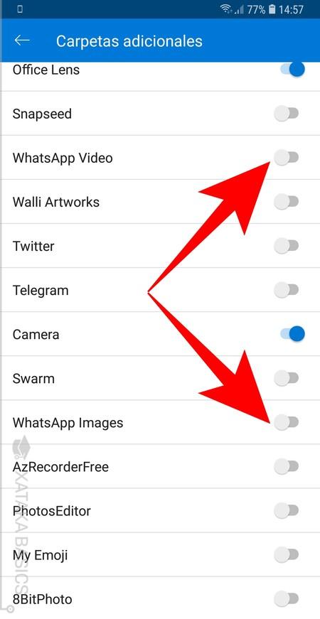 Elegir Las De Whatsapp