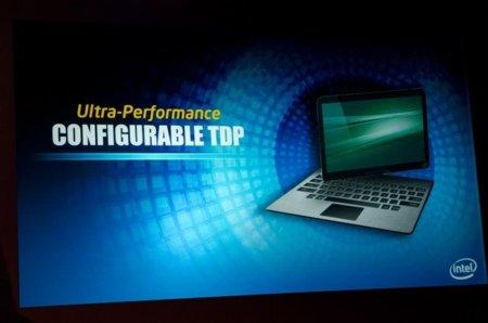 Intel Configurable TDP