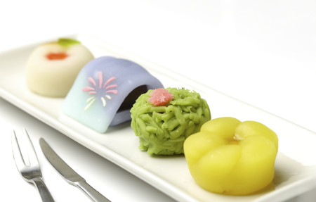 Dulces japoneses