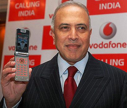 Arun Sarin, Vodafone 410.350.jpg