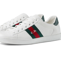 Las zapatillas más 'low cost' de Gucci podrán ahora personalizarse con iniciales (para quienes busquen más exclusividad)