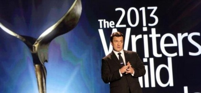 wga nathan fillion