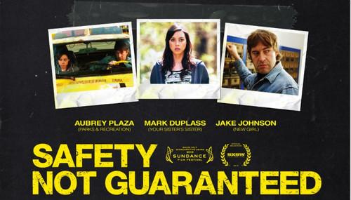 Cine en el salón: 'Seguridad no garantizada', rom-sci-com...o algo así