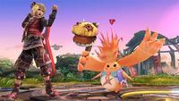 Super Smash Bros se llena de ternura con su nuevo ayudante