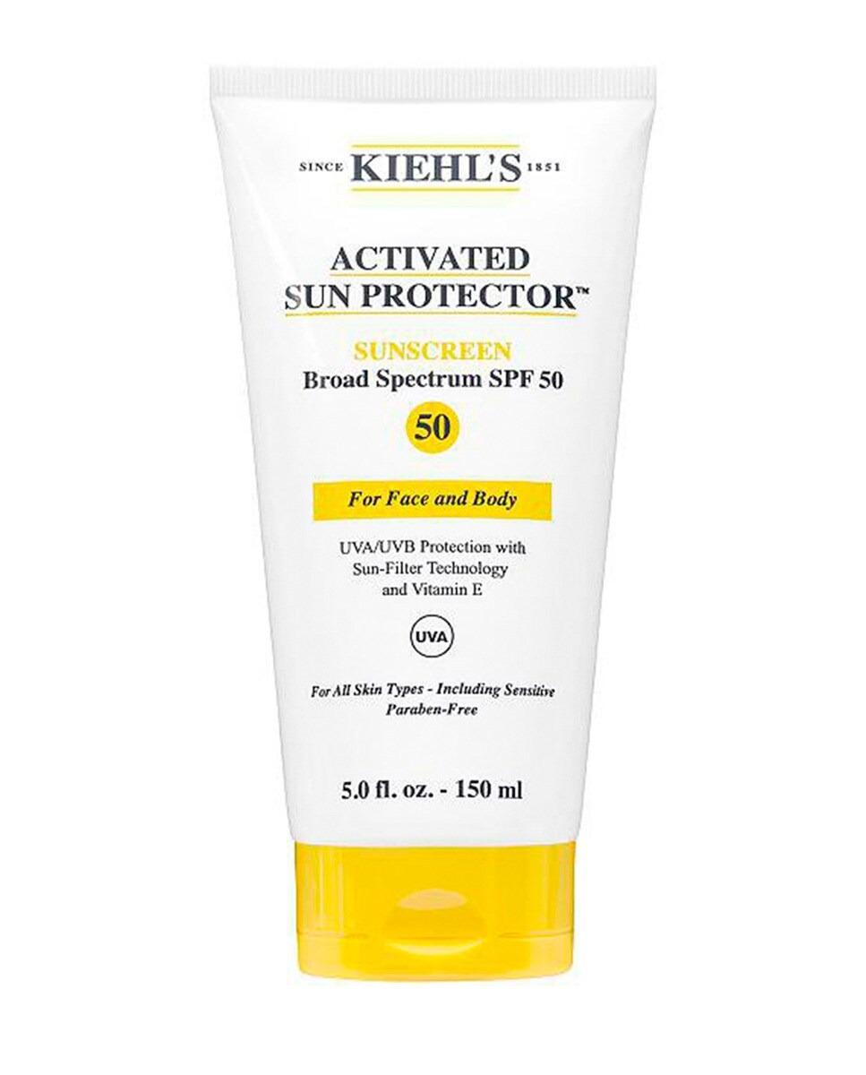 Protector solar Activated Sun Wtrlght SPF50 150 ml Kiehl's