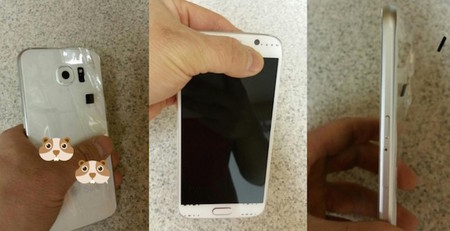 Éstas son, hasta ahora, las fotos más certeras  del Samsung Galaxy S6 y Galaxy S6 Edge