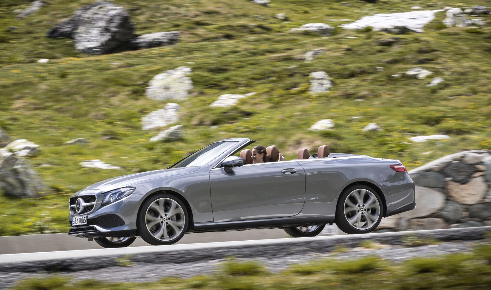Foto de Mercedes-Benz Clase E Cabrio, toma de contacto (16/156)