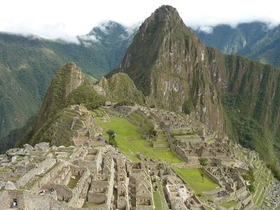 Y el Machu Picchu también parece condenado a morir de éxito