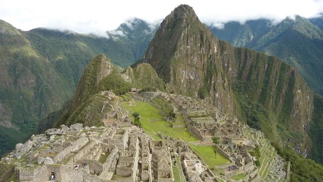 Machu Picchu Liehart