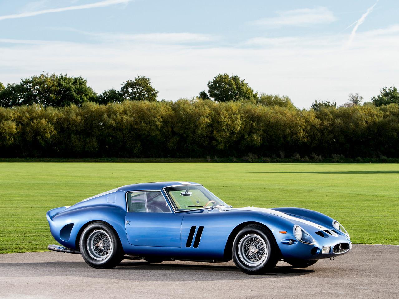 Foto de Ferrari 250 GTO (3/30)