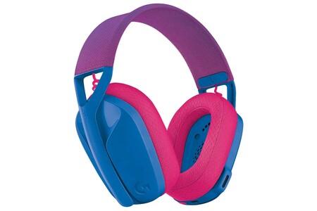 Logitech lanza los G435 Lightspeed, auriculares gaming coloridos, compatibles con Dolby Atmos y con micrófono incorporado