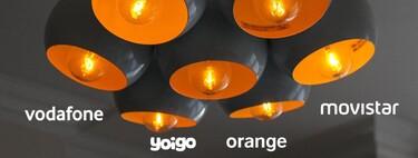 Luz, salud, seguridad, hogar conectado y banca móvil, servicios con los que Movistar, Vodafone, Orange y Yoigo quieren fidelizarte