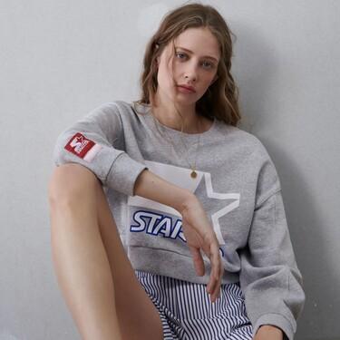 La firma deportiva Starter se vuelve (más) cool gracias a su última colaboración con Zara: prendas sport para el día a día