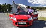 1.619 km con un Ford Focus Ecoboost (ojo, de gasolina)