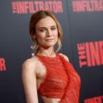Sobresaliente para Diane Kruger: Nueva York se rinde a los pies de la mujer de rojo