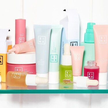 3INA suma una nueva prebase vegana a su colección: un plus de hidratación para que el maquillaje no se cuartee en la piel seca