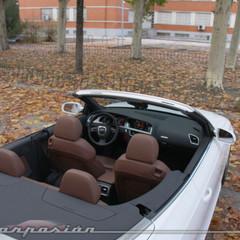 Foto 4 de 61 de la galería audi-a5-3-0-tdi-cabrio-prueba en Motorpasión
