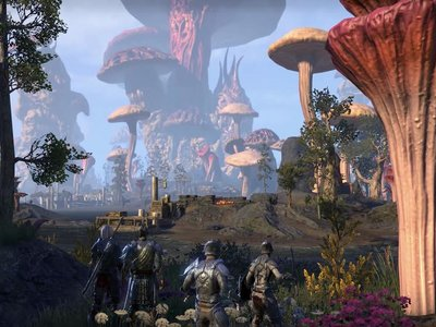 The Elder Scrolls Online: Morrowind nos invita a Vvardenfell con su primer gameplay