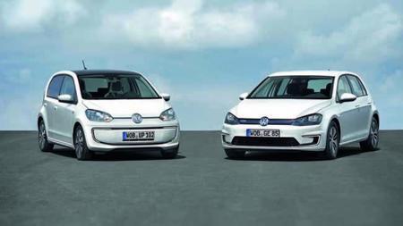 El dúo eléctrico: e-Up! y e-Golf