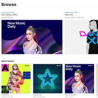Ya no tienes que instalar nada para usar Apple Music: disponible una beta de la versión web de esta plataforma de streaming