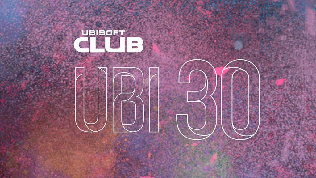 Ubisoft Club 30
