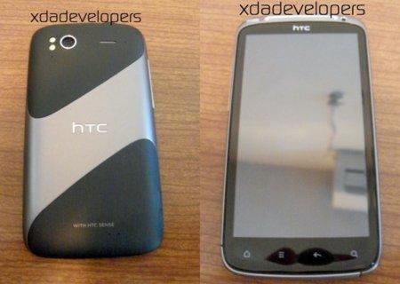 El HTC Pyramid vuelve a escena