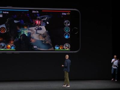 Así se juega en Realidad Aumentada con un iPhone 8