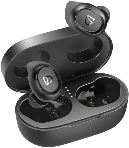 Audífonos inalámbricos SoundPeats TrueFree2 en Amazon México