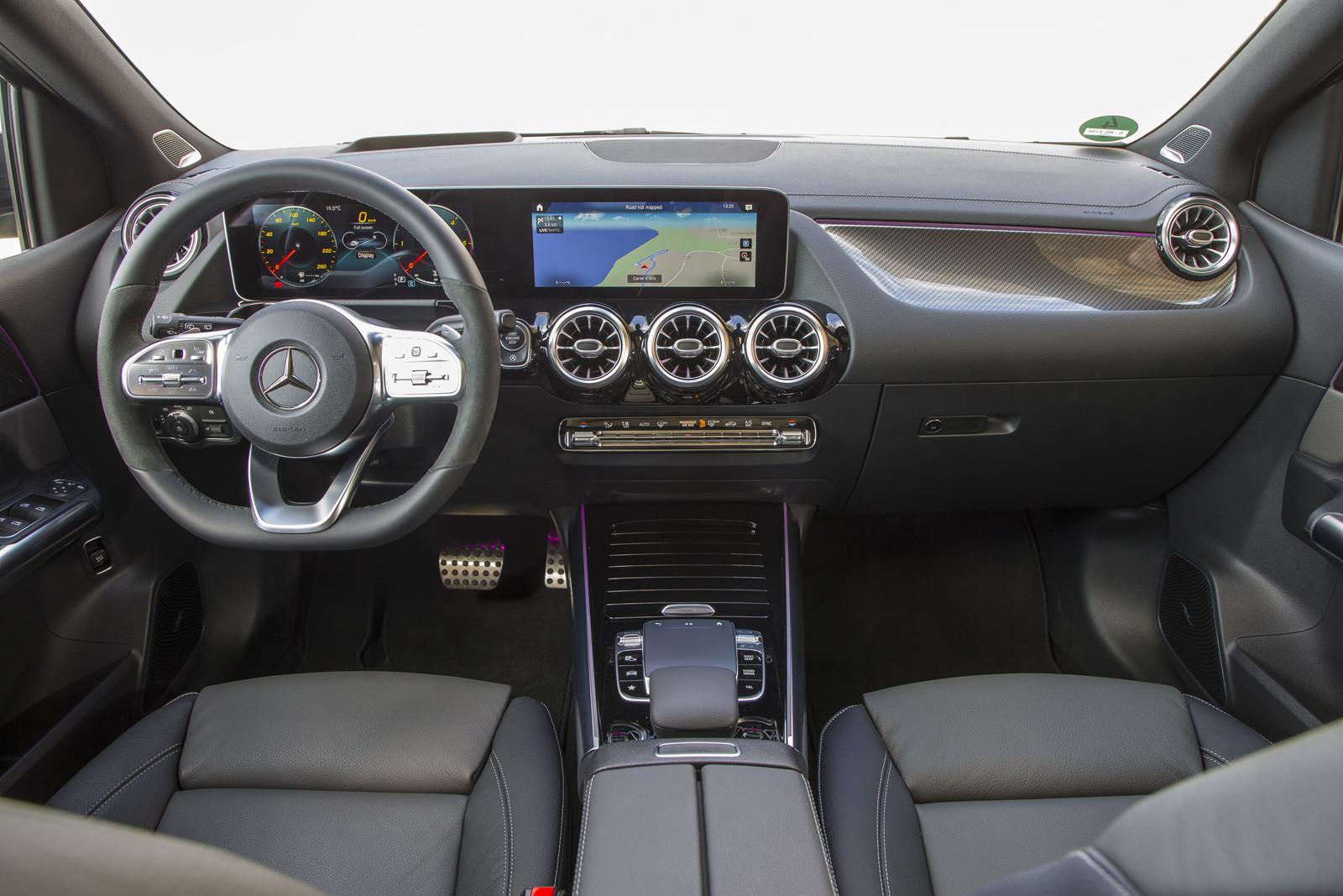 Foto de Mercedes-Benz Clase B 2019 (62/157)