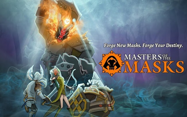 Masters of the Masks