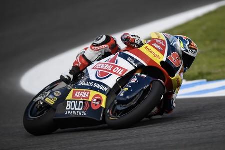 Jorge Navarro Gp Jerez Moto2 2018