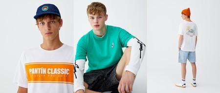 11 camisetas para hombre por 1,99 euros en las segundas rebajas de Pull&Bear