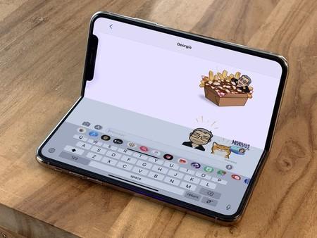 Apple patenta una bisagra que protege la pantalla de dispositivos plegables