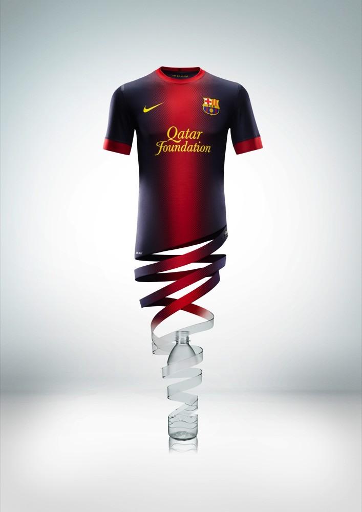 Foto de Equipación F.C. Barcelona 2012-2013 (14/15)