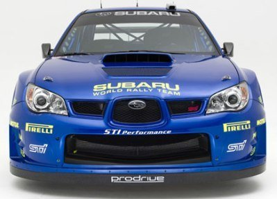 Subaru Impreza WRC 2006