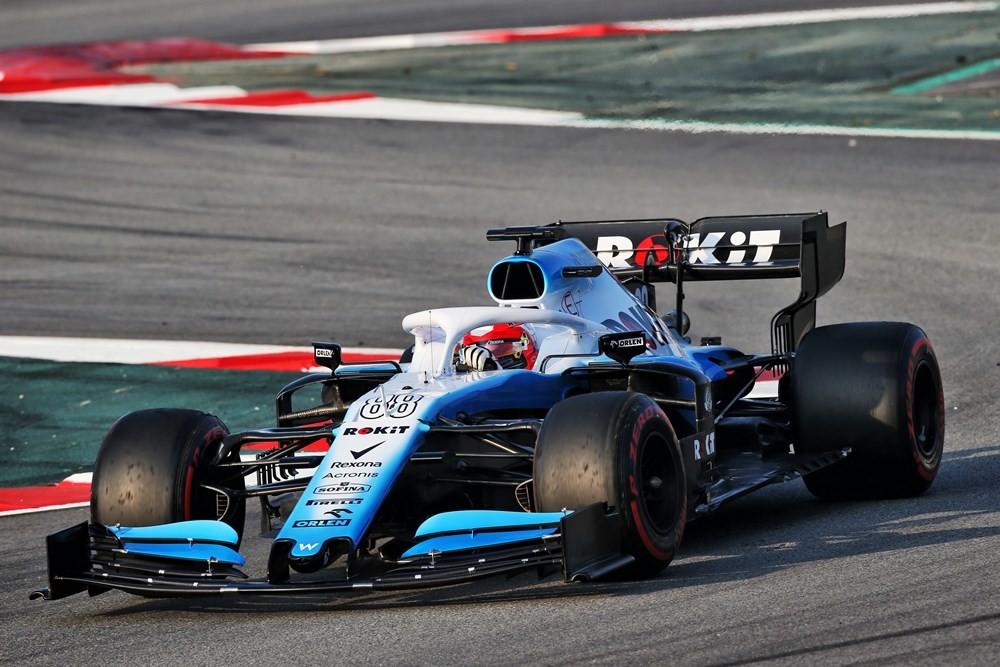 Rokit Williams Racing FW42-01