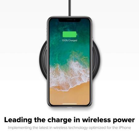 """iOS 11.2 permitirá una carga inalámbrica """"rápida"""" de 7,5W"""