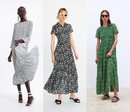 Vestidos Largos De Verano Zara