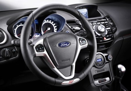 Volante Ford Fiesta ST