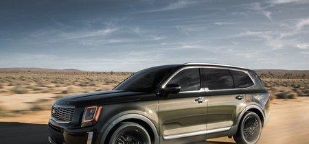 El KIA Telluride es el nuevo y colosal SUV para 8 pasajeros de la firma coreana