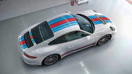 Porsche 911 Martini 5