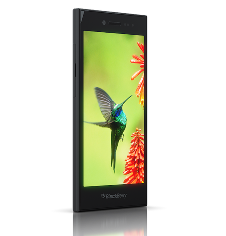 BlackBerry Leap, la canadiense ahora va por la gama media