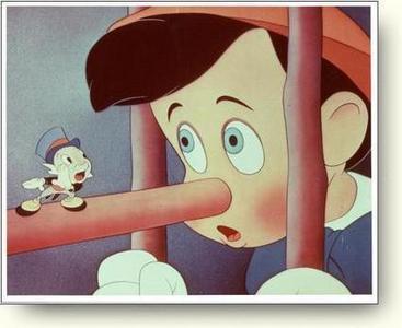 El efecto Pinocho