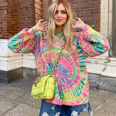 Chiara Ferragni luce la manicura favorita de Elle Woods: lisa y de color rosa (chicle)