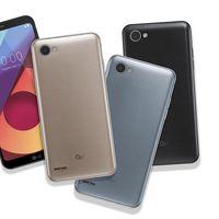 """Q6 Prime y Q6+: la gama media """"sin marcos"""" de LG llega a México, estos son sus precios"""