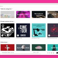 Deezer también entra en la fiebre del podcast, lanza su catálogo en España con más de una docena de categorías