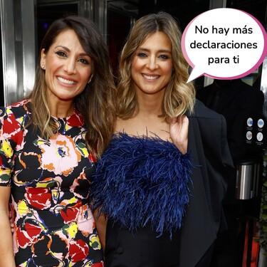 """Sandra Barneda da la cara por Nagore Robles durante la entrega de los premios Chicote 2021: """"No va a hablar más de Sofía Cristo, no la apretéis"""""""