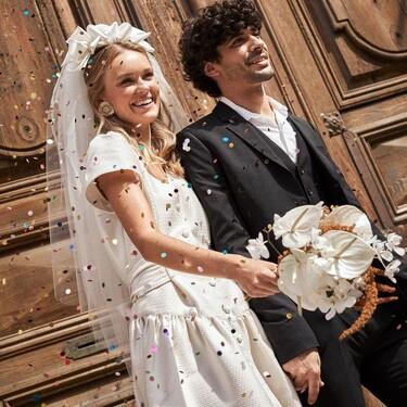 L'Arca Barcelona nos propone vestidos de novia repletos de estilo, sencillez y con un (maravilloso) toque vintage